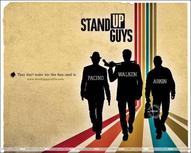 Filmoteka: Stand Up Guys / Mafijaši starog kova (2012)