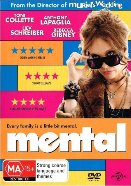 Filmoteka: Mental / Ludi ljudi (2012)