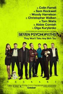 Filmoteka: Seven Psychopaths / Sedam Psihopata (2012)