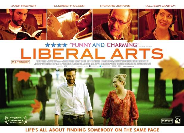 Filmoteka: Liberal Arts / Fatalna studentica (2012)