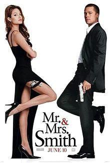 Filmoteka: Mr and Mrs Smith / Gospodin i gospođa Smith (2005)