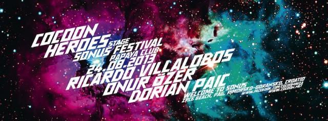 Ricardo Villalobos predvodi Cocoon Heroes party četvrtog dana Sonus festivala na Zrću