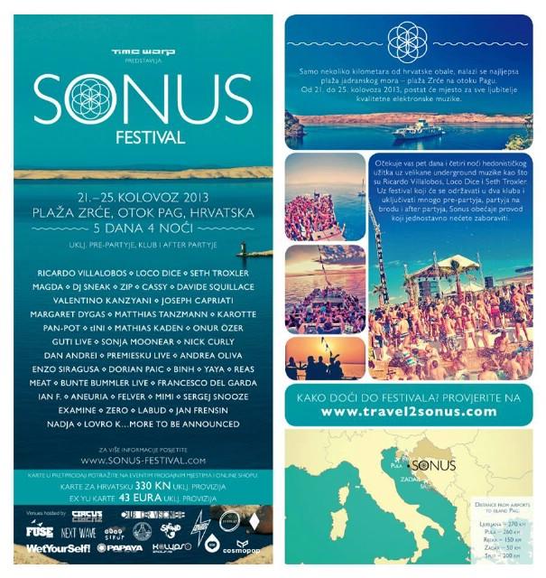 Počinje Sonus festival!