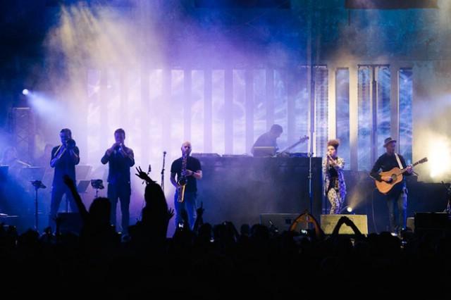 Bonobov koncert oduševio posjetitelje Arene