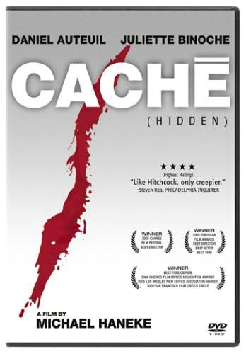 Filmoteka: Caché / Hidden / Skriveno (2005)