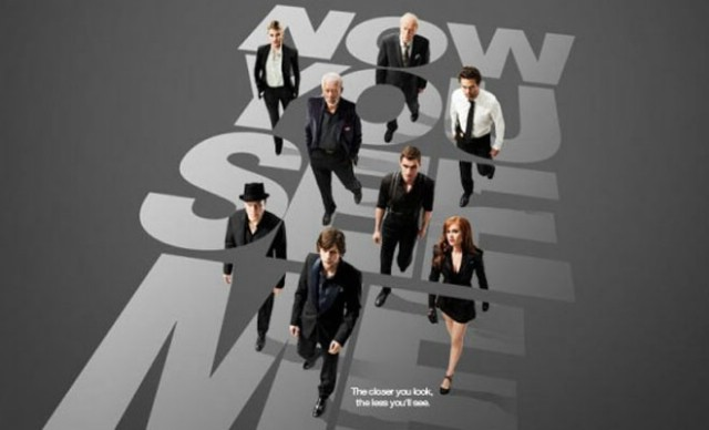 Filmoteka: Now You See Me / Majstori iluzije (2013)
