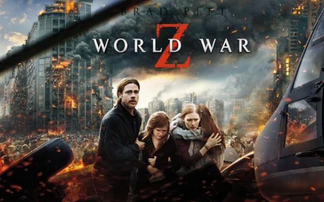 Filmoteka:  World War Z / Svjetski rat Z (2013)