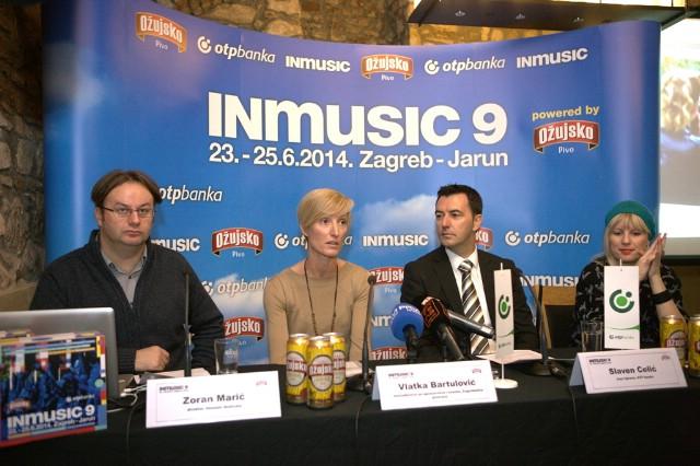 Organizatori INmusic festivala najavili bogati blagdanski paket i suradnju s Ožujskim pivom i OTP bankom