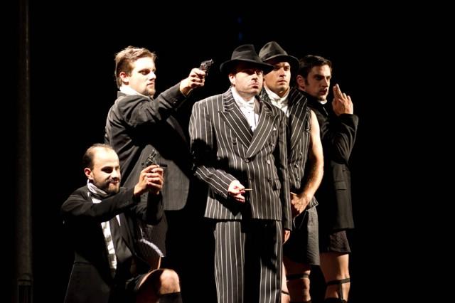 Ovacije Kazalištu Ulysses u Akzent Theater-u u Beču