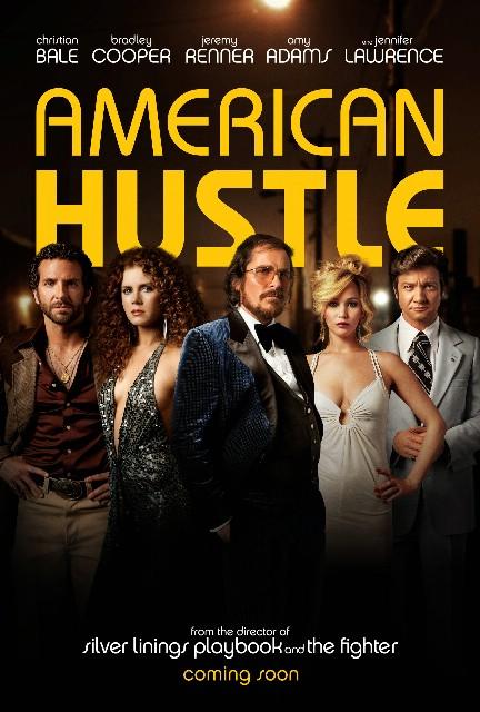 Filmoteka: American Hustle / Američki varalice (2013)