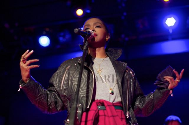Ms. Lauryn Hill na koncertu otvorenja Outlook festivala u pulskoj Areni