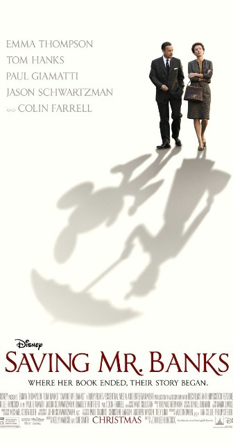 Filmoteka:  Saving Mr. Banks /  Kako je spašen gospodin Banks (2013)