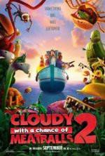 Filmoteka: Cloudy with a Chance of Meatballs 2 (Oblačno sa ćuftama 2)