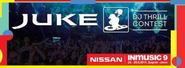 """Otvoren je """"Juke DJ Thrill Contest"""" na INmusic festivalu!"""