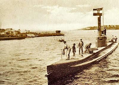 Istarski i pulski doprinos počecima povijesti podmornica i podmorničarstva