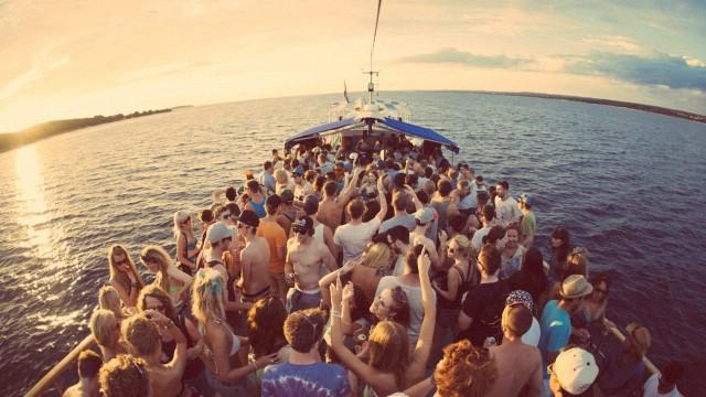Objavljen popis 48 Outlook zabava na brodovima!