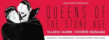 Sve je spremno za sutrašnji koncert Queens of the Stone Age!