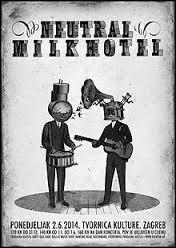 Natural Milk Hotel nastupili u Zagrebu!