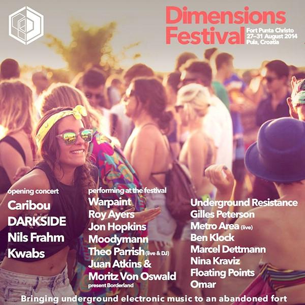 Dimensions festival za manje od mjesec dana u Hrvatsku dovodi najbolje od svjetske elektronske scene!