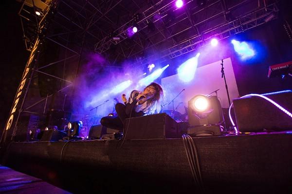 Eterični ženski kvartet Warpaint i žustri elektronski zvukovi uveli posjetitelje u treći Dimensions festival!