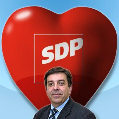 LABINSKE ISKRICE: Demetlika sretno zaljubljen u SDP
