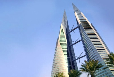 Bahreinski WTC sa vjetroturbinama