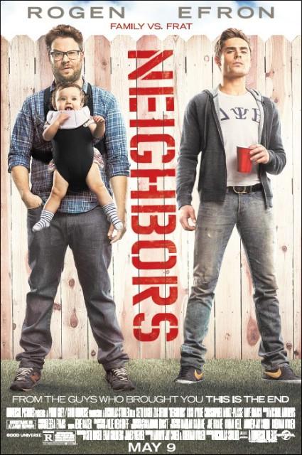 Filmoteka:  Neighbors / Susjedi iz pakla (2014)