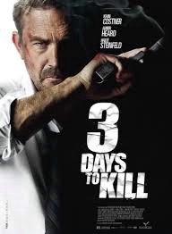 Filmoteka: 3 days to kill /  3 dana za ubojstvo (2014)