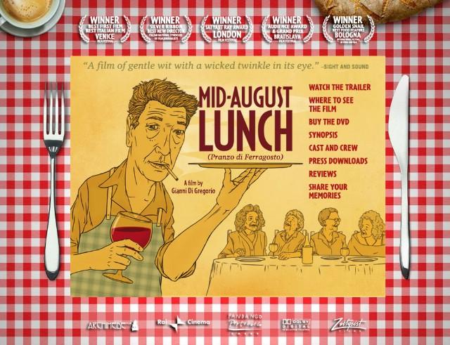 Filmoteka: Pranzo di ferragosto /  Mid-August Lunch (2008)