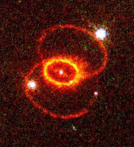 Najmlađa supernova stara je 140 godina