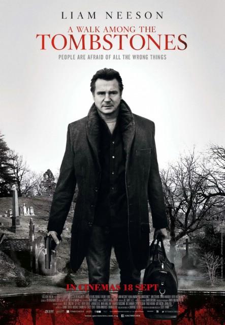 Filmoteka: A Walk Among the Tombstones  / Šetnja među grobovima (2014)