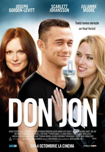Filmoteka:  Don Jon / Don Jon  (2013)