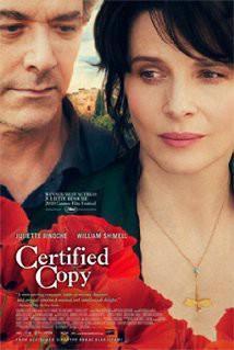 Filmoteka: Certified Copy / Copie conforme / Provjerena kopija (2010)
