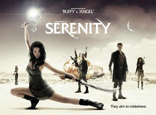 Filmoteka: Serenity / Bitka za budućnost (2005)
