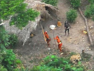 Brazil: 'Izgubljeno pleme' strelicama gađalo zrakoplov