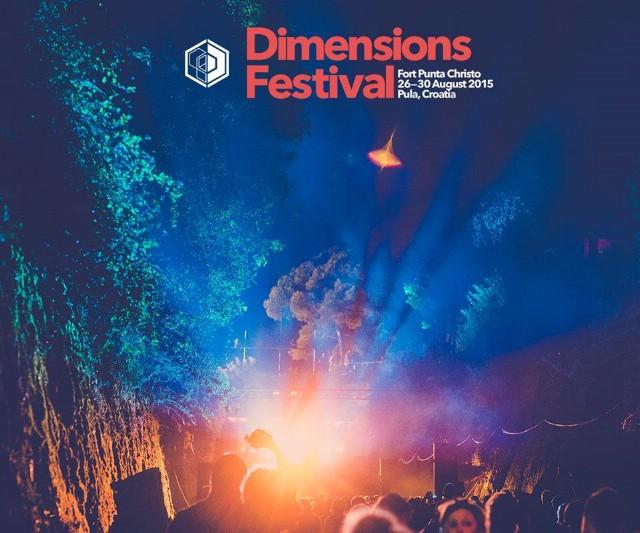 Četvrto izdanje Dimensions festivala od 26. do 30. kolovoza na tvrđavi Punta Christo!