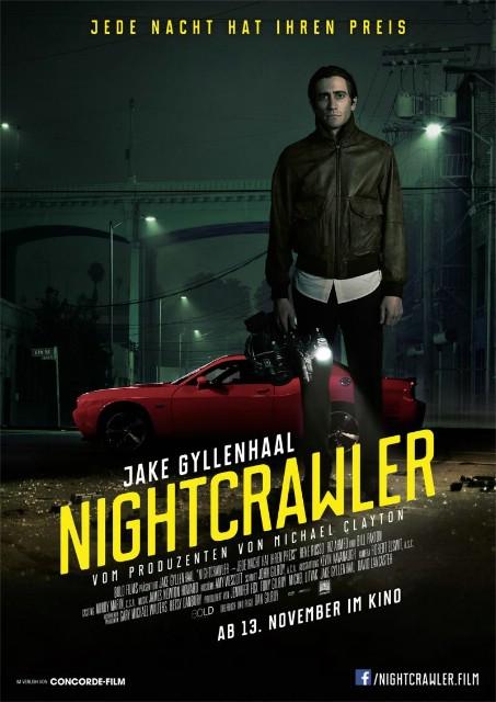 Filmoteka: Nightcrawler / Noćne kronike (2014)