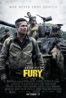 Filmoteka: Fury (Srce od čelika)