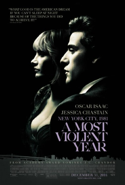 Filmoteka: A Most Violent Year / Godina nasilja (2014)