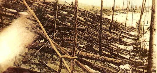 100 godina od tunguske katastrofe
