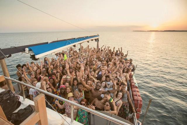 Više od 40 party brodova zaplovit će ovog ljeta na Outlook festivalu!