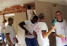 Barban - Volonteri iz Francuske pomogli renovirati dom za nezbrinutu djecu