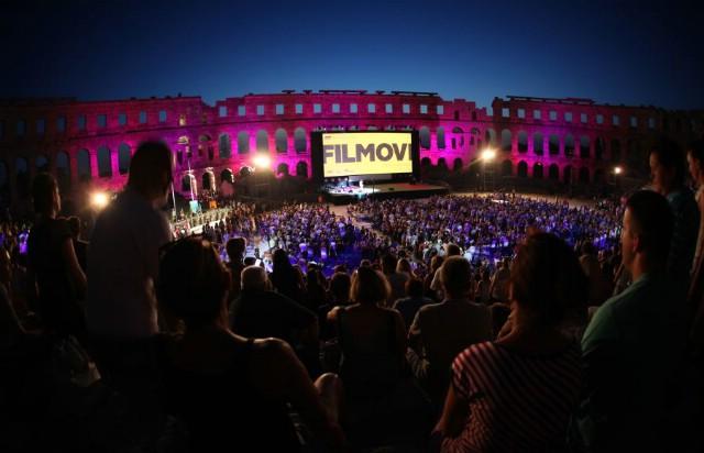 SVEČANO OTVORENJE 62. PULSKOG FILMSKOG FESTIVALA
