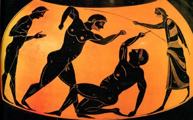 Povijest Olimpijskih igara