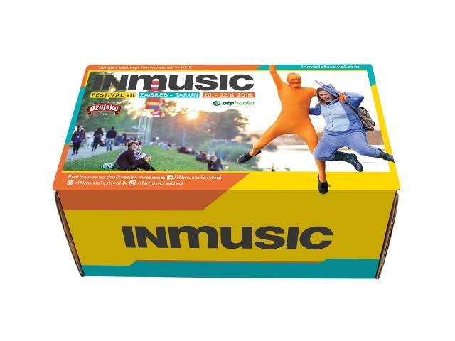 INmusic blagdanski paketi u prodaji su od 1. prosinca