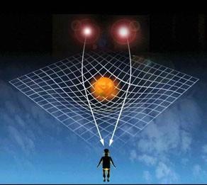 Slučajna (?) povezanost mikro i makro svijeta kroz prizmu neuklidske geometrije