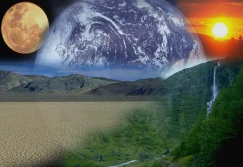 SOS GEA - Nova utopia: Smrklo se lice prirode nad pojavom čovjeka