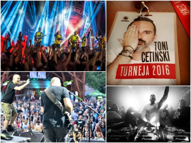 Još malo i počinje ljetno ludilo u Medulinu: Srpanj donosi vrhunske koncerte  Dubioze kolektiv, Tonija Cetinskog, Hladnog piva i Davida Moralesa