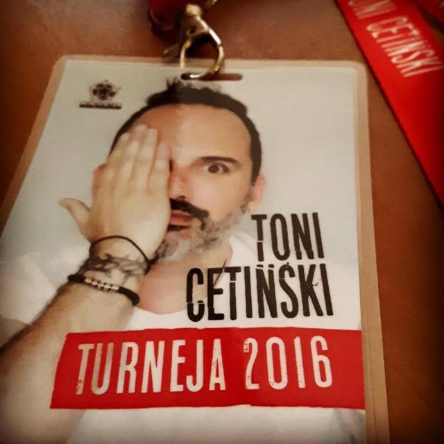 Koncert pod zvijezdama  Tonija Cetinskog u Medulinu