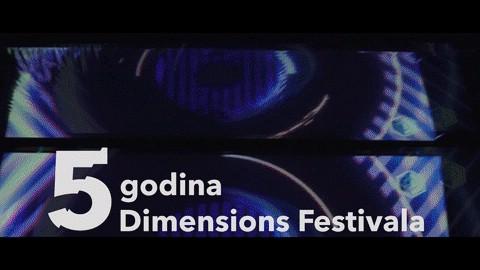 Najbolje od domaće i regionalne scene na 5. Dimensions festivalu!